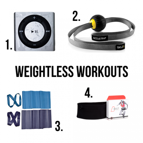 Weightless Workout Recommendations